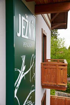 Pension Jeznik, Czech Republic Czech Republic, Neon Signs, Home Decor, Decoration Home, Room Decor, Home Interior Design, Bohemia, Home Decoration, Interior Design