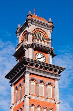 Queen's Royal College, Port of Spain - Trinidad and Tobago #Caribbean