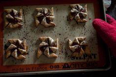 Memorial Day Whole Grain Recipes: Rye and Marmalade Pinwheel Cookies   Desserts for Breakfast  #memorialday #wholegrainholiday
