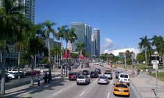 One of the pros of living at 1000 Museum is the proximity to Biscayne Boulevard Avenue, pretty convenient right?