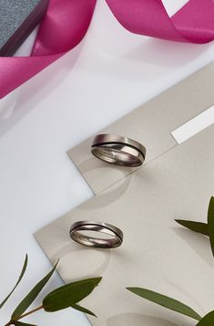 Our bespoke wedding rings for men are modern, stylish and handmade made to order. All wedding bands can be custom engraved. Titanium Jewelry, Titanium Rings, Wedding Men, Wedding Bands, Stonechat, Contemporary Jewellery, Custom Engraving, Bespoke, Rings For Men