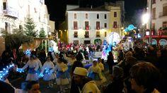 Cabalgata de Enero de 2015 Reyes Magos en Ontinyent. En el casco antiguo. Make Business, Best Places To Live, The Province, Reyes, Valencia, The Good Place, Times Square, Spanish, Street View