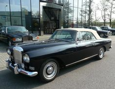 1963 Drophead Coupé Koren by Mulliner Park Ward (chassis BC50LXA)