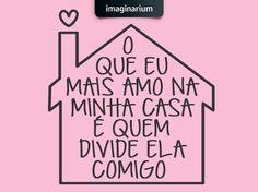 Quem concorda? Mostra pro seu amor, pra sua família, ou pros amigos queridos que moram com você!  #muitoamor <3 <3