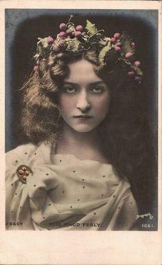 myaloysius: (via valentinovamp) Miss Maud Fealy