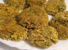 Brokkoli fasírt recept sütőben sütve: Ez a brokkolilfasírt sütőben sütve az egyik kedvenc receptem! :) A brokkoli, mint főétel vagy köret. Liszt helyett zabpehellyel dúsitva. http://aprosef.hu/brokkoli_fasirt_recept_sutoben_sutve