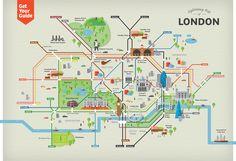 Get Your Guide: Londra a portata di mappa |