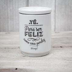 taza de te mr wonderful para Té