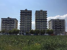 PARK VIEW TOWERS - Luxury life with sea view - Best Location - Famagusta NORTH CYPRUS