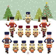 12 drummers drumming minions christmas humorchristmas partiestwelve days - When Are The Twelve Days Of Christmas