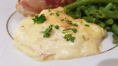 Fløtegratinert sellerirot - Fett & Forstand - Make Keto Great Again - Lchf, Mashed Potatoes, Detox, Low Carb, Meat, Chicken, Ethnic Recipes, Food, Alternative