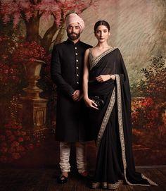 New sabyasachi bridal saree saris vogue wedding Ideas Indian Wedding Outfits, Pakistani Outfits, Indian Outfits, Indian Clothes, Wedding Dress, Wedding Reception, Sabyasachi Sarees, Indian Sarees, Pakistani Couture