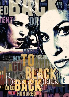 - from Back to Black by Amy Winehouse