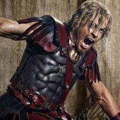Spartacus Julius Caesar Spinoff in the Works - Starz is considering this potential series, with Julius Caesar set to make an appearance in the upcoming third season of Spartacus: War of the Damned. Spartacus Tv Series, School Tv, Julius Caesar, Movie Costumes, Best Tv Shows, The Dreamers, Spartacus Workout, It Works, Cinema