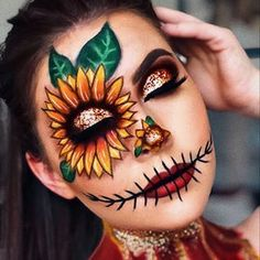 35+ Freakishly Scary Halloween Makeup Looks And Ideas That Make The Skin Crawl – Page 4 – Style O Check