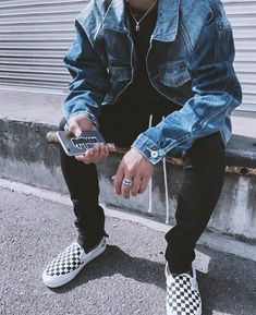 6 Good Tips AND Tricks: Urban Wear Women Prince urban fashion photography senior pics.Urban Wear For Men Suits. Outfits Casual, Mode Outfits, Grunge Outfits, Urban Outfits, Fall Outfits, Grunge Shoes, Summer Outfits, Fashion Male, Trendy Fashion