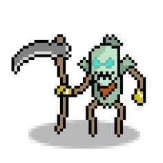 League of Legends Pixel Art on Behance
