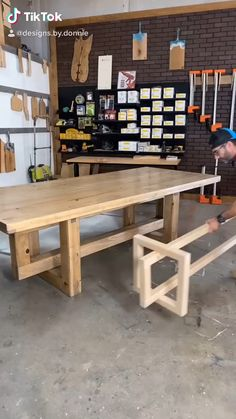 Diy Furniture Plans Wood Projects, Woodworking Projects Diy, Woodworking Shop, Furniture Makeover, Wood Furniture, Woodworking Plans, Woodworking Magazine, Woodworking Techniques, Cuisines Design
