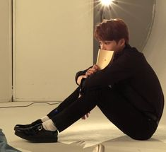 Kai, from Exo discovered by Aesthetic, what? Kai Exo, Kyungsoo, Chen, Exo Korean, Korean Idols, Shades Of Beige, Brown Aesthetic, Kim Jong In, Kpop