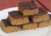 Reese No-Bake Peanut Butter Bars