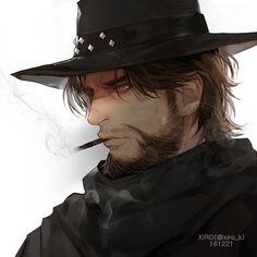 Jesse McCree - A Serious Cowboy!