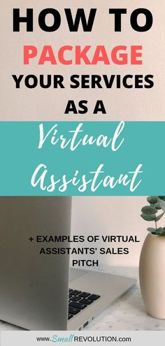 Learn how to pitch your services to virtual assistant clients to land your dream job. Work From Home Tips, Make Money From Home, Way To Make Money, Make Money Online, Importance Of Time Management, Virtual Assistant Services, Online Work, Business Tips, Online Business