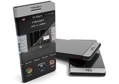 Blackberry Concept Smartphone