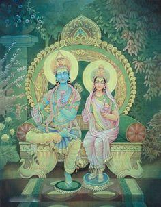 Paramchaintanya Men — danielwamba: Rama Sita