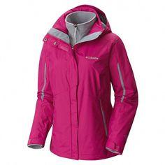 Columbia Women s Bugaboo Interchange Jacket  Jackets Best Ski Jacket 60393d7db