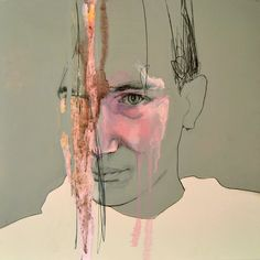 """is an Italian artist. Shestudied at the Accaemia Albertina di Belle Arti of Turin and now lives and works in Berlin. """"My work is..."""