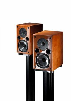Acoustic Energy AE1 Classic Speakers Cherry