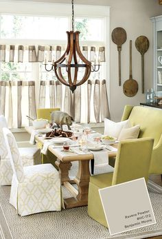 paint colors from ballard designs spring 2015 catalog