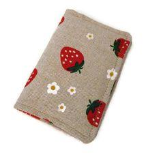 Linen Womans Wallet Travel Wallet Minimalist Wallet by DriSewing