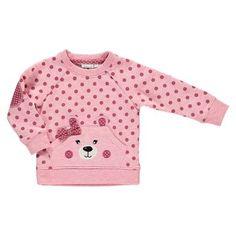 Baby Sweatshirt mit Punkten