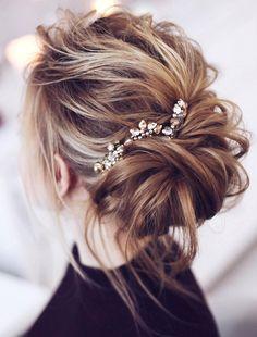 La parfaite coiffure de mariée #5