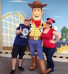 """Woody; """"Your my favorite deputy"""" #ToyStory #Woody #ToyStoryFans #SheriffWoody #DisneyLand #Fun #Country #CaliforniaAdventure #Smiles #CowBoy #Memories #DisneyFreaks #DisneyMemories by redneckcityboy89"""