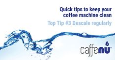 Caffenu® can provide you with a cleaning capsule that will clean your Nespresso® machine to look sparkling new so you can enjoy a cup of coffee. Commercial Coffee Machines, Coffee Facts, Coffee Brewer, Coffee Tasting, Fresh Coffee, Heating Element, Cleaning Solutions, Say Hi, Peace Of Mind