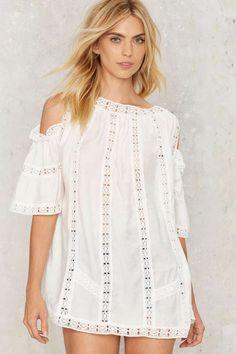 Fleetwood Crochet Lace Top - Clothes   Summer Romantics   Sh!rt Show   Blouses