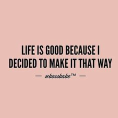#Life is #good #beautiful #chic #lifestyle #instafashion #instastyle #instabeauty #bossbabe #motivation #inspiration #instalike #empowerment #fashion #Ambition #successful #instagood #goals #beauty #happy #happiness #girlboss #style #fashion #thursday