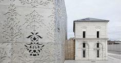 Saint- Nazaire Theatr, K-Architectures