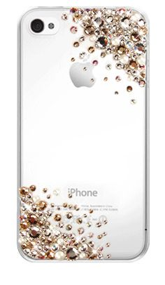 iPhone 4 Case MADE WITH SWAROVSKI® ELEMENTS. £65 Inc Delivery.