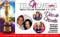 Edición Noviembre # 002 | 2011 de TeleNovelasPeru.com