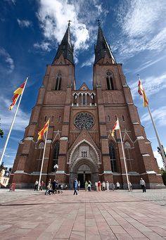 Domkyrkan, Uppsala - Sweden