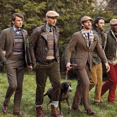 """ralphlauren: """" """" Polo Ralph Lauren Fall 2012 """" This season, discover a unique mix of luxurious layers, from rich sweaters and flannels to rugged outerwear inspired by the great outdoors. Preppy Men, Preppy Style, My Style, Rugged Style, English Gentleman, Gentleman Style, Thom Browne, British Country Style, Country Men"""