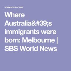 SBS World News Australia - bringing you the global & national news that matters. Watch SBS nightly and Mon-Fri, listen at & Mon-Fri. Refugee Week, Melbourne, Sydney, Family History, Geography, Australia, Education, News, World