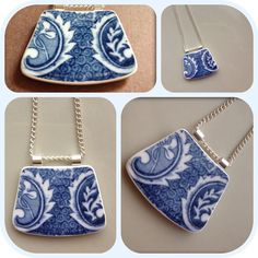 A personal favourite from my Etsy shop https://www.etsy.com/uk/listing/273952190/vintage-china-necklace-broken-china