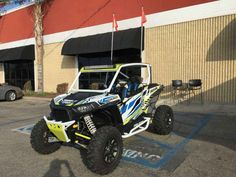 New 2017 Polaris RZR XP 1000 EPS White Lightning ATVs For Sale in California. 2017 Polaris RZR XP 1000 EPS White Lightning, Custom Package - The benchmark for Xtreme Performance. Power, suspension, and agility for any terrain. - RZR Models (Excluding YOUTH) Warning: The Polaris RZR can be hazardous to operate and is not intended for on-road use. Driver must be at least 16 years old with a valid driver's license to operate. Passengers must be at least 12 years old. Drivers and passengers…