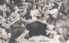 Ainu Bear Festival