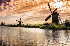 https://flic.kr/p/N7uGsL | Kinderdijk Holland | en.wikipedia.org/wiki/Kinderdijk