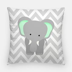60 Ideas baby nursery ideas for boy neutral pottery barn Baby Boy Room Decor, Baby Boy Rooms, Baby Boy Nurseries, Baby Room, Kids Rooms, Smiley Faces, Elephant Pillow, Baby Elephant, Elephant Gifts